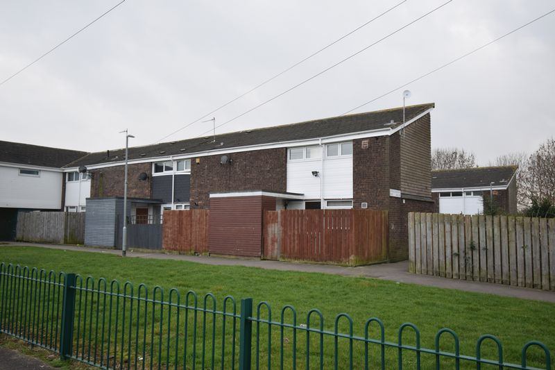 Stroud Crescent East, Bransholme, Hull, East Riding Of Yorkshire, HU7 4QN